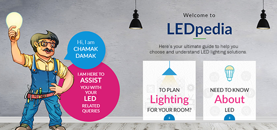 Introducing LEDpedia: The Guiding Light for all your Lighting Needs