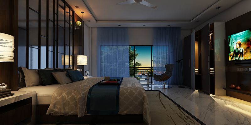 bedroom led light ideas