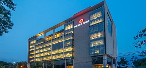 Century House: Workspace Redefined