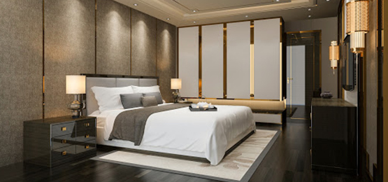LEDs to light your bedroom