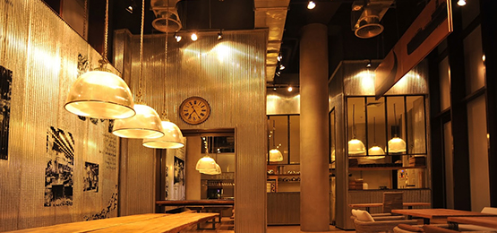 Lighting ideas for Restaurateurs and Hoteliers