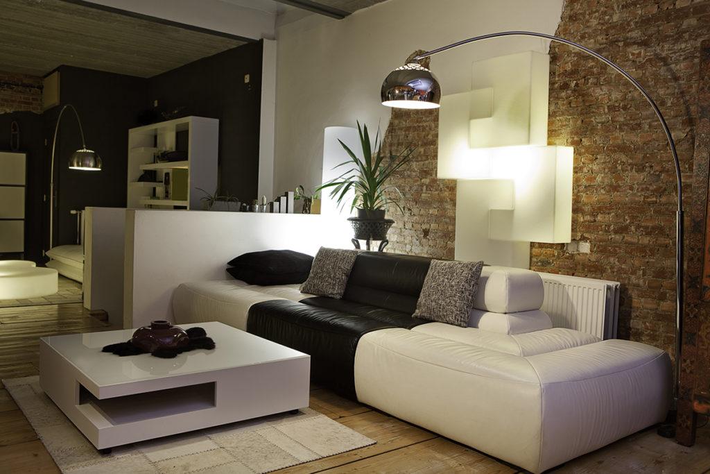 Lighting as an element of design
