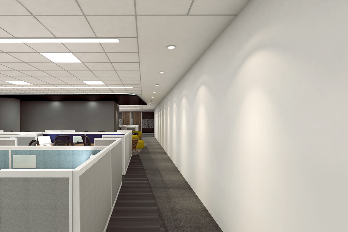 Keep THIS in Mind While Designing the Lighting Plan of Your Office