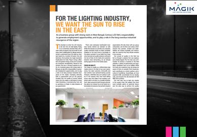 Magik Lighting Industry
