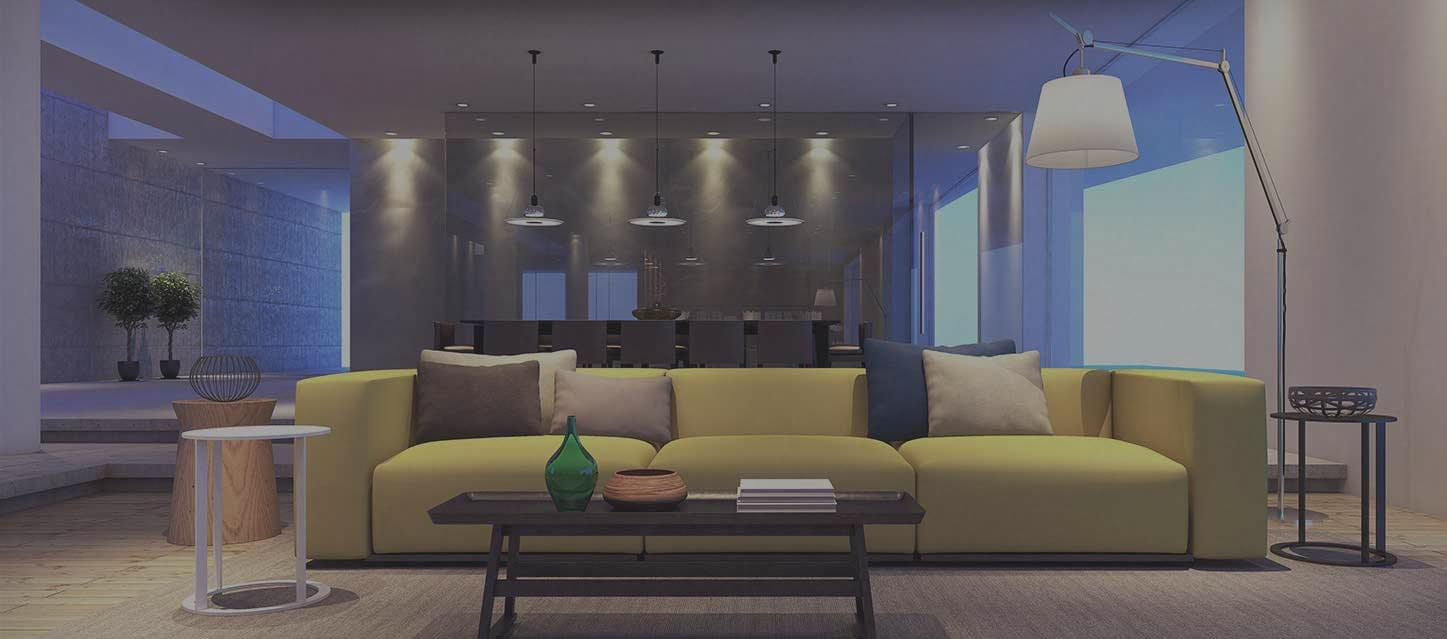 Living Room LED Solutions