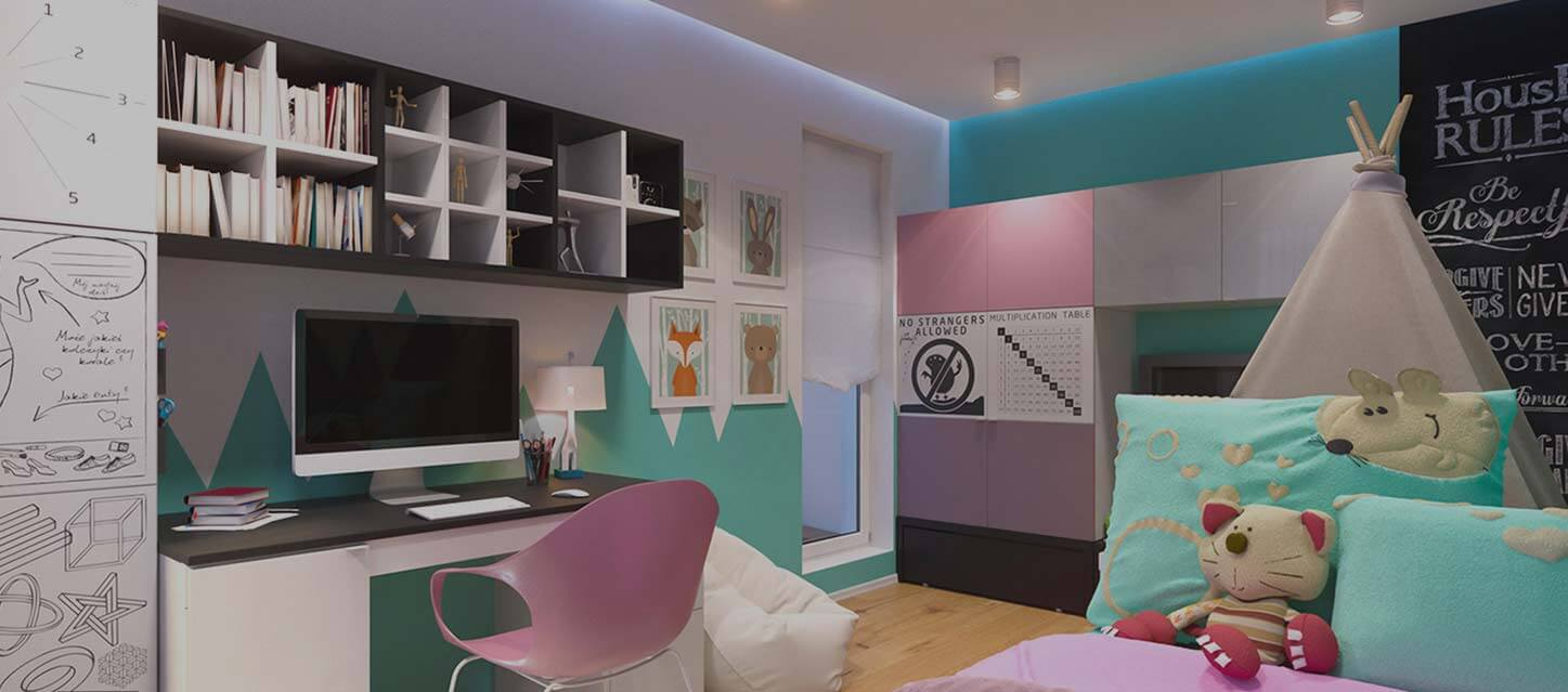 LED Solutions for Kids Room
