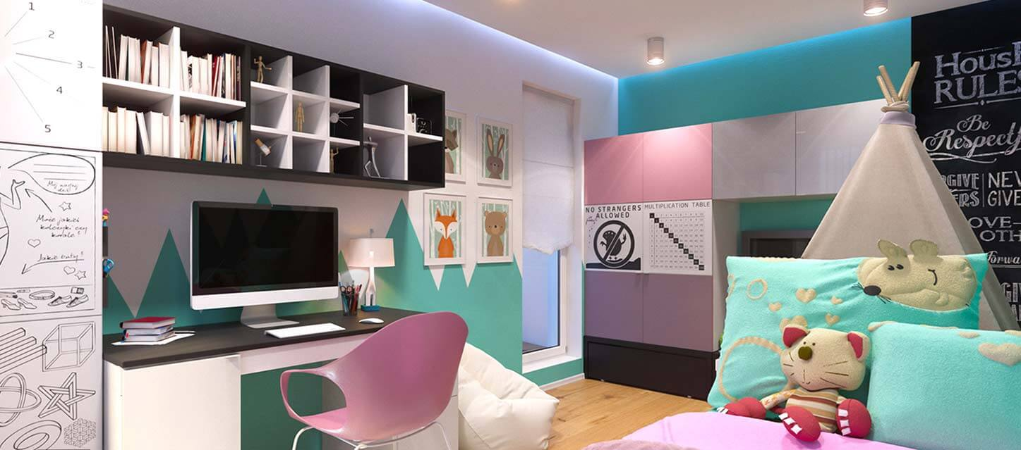 LED for Kids Room