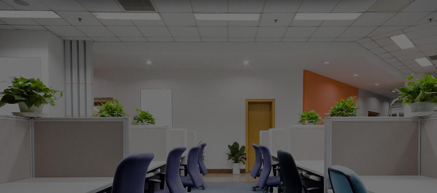 Dimlight LED lights for Office