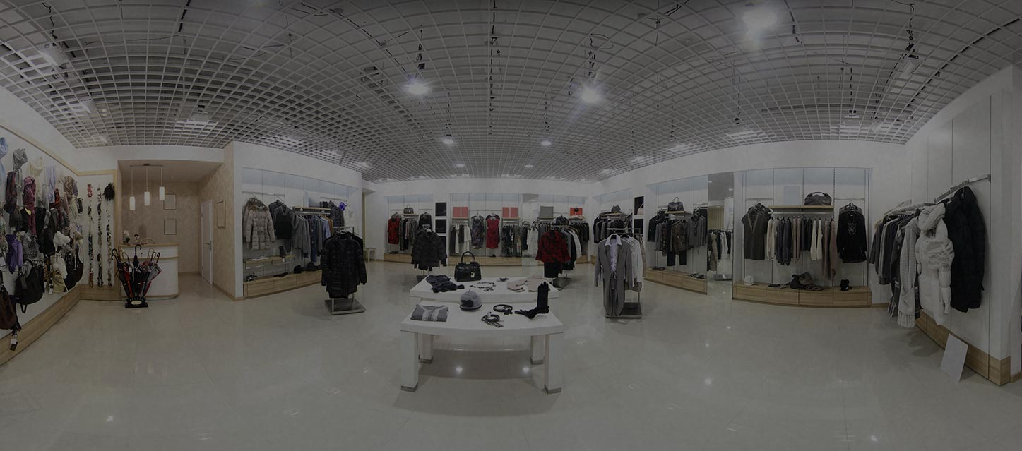 Dimlight LED for Retail